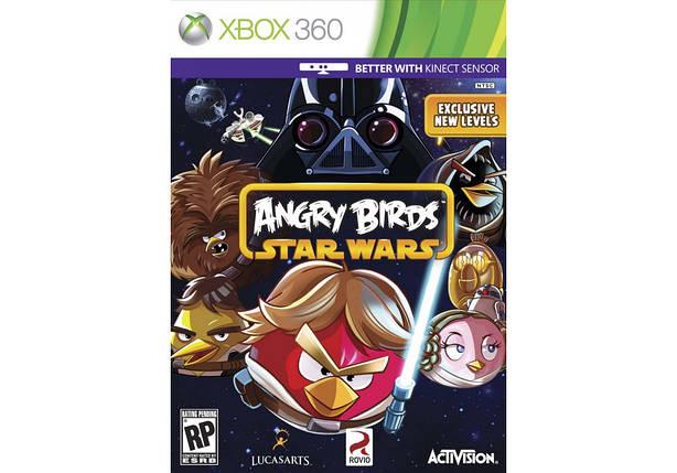 Игра для игровой консоли Xbox 360, Angry Birds: Star Wars (интереснее с kinect), фото 2