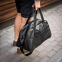 Сумка кожаная Philipp Plein Lock дорожные и городские сумки