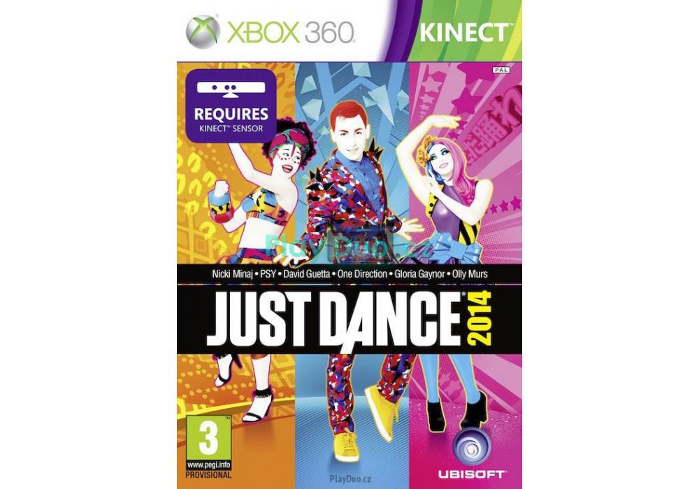 Игра для игровой консоли Xbox 360, Just Dance 2014 (Kinect)
