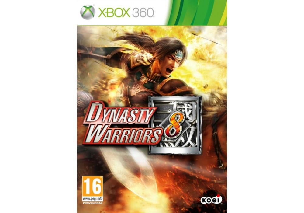Игра для игровой консоли Xbox 360, Dynasty Warriors 8
