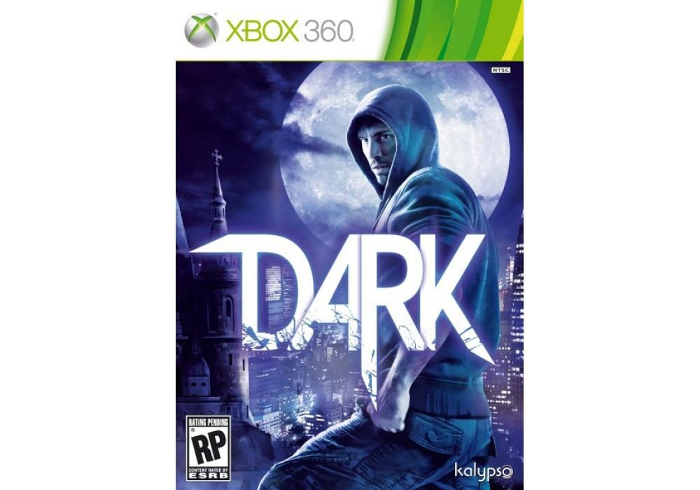 Игра для игровой консоли Xbox 360, DARK