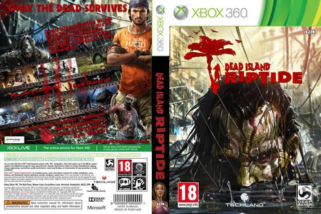 Игра для игровой консоли Xbox 360, Dead Island: Riptide, фото 2