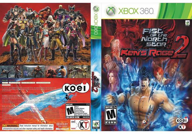 Игра для игровой консоли Xbox 360, Fist of the North Star: Ken's Rage 2, фото 2