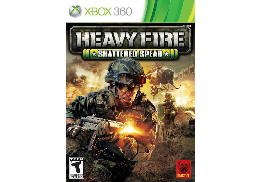 Игра для игровой консоли Xbox 360, Heavy Fire: Shattered Spear [возможно с Kinect]