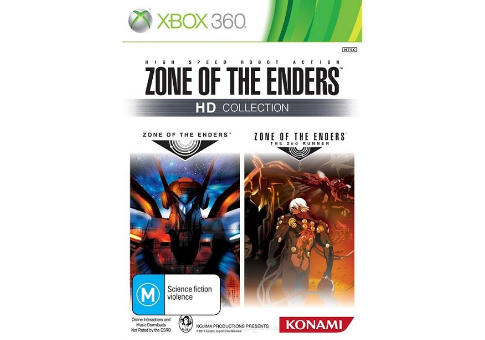 Игра для игровой консоли Xbox 360, Zone of the Enders HD Collection