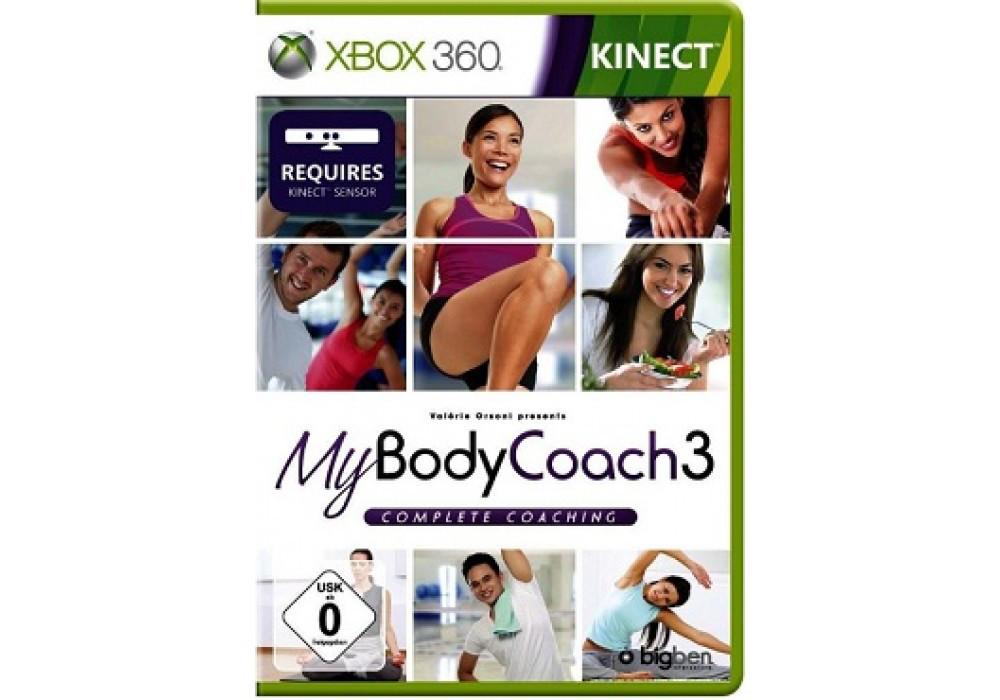 Игра для игровой консоли Xbox 360, My Body Coach 3 [Kinect]