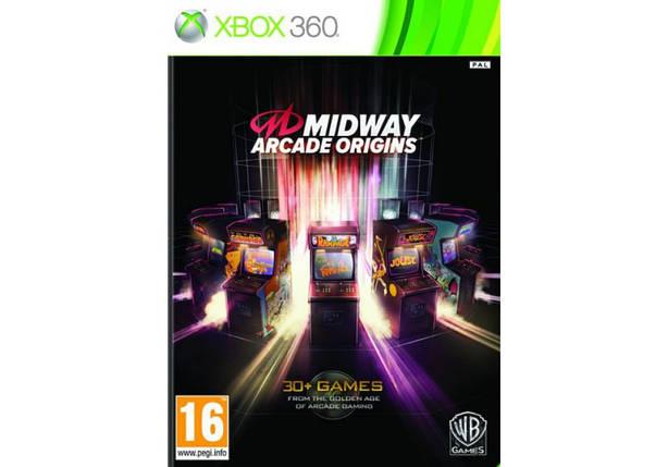 Игра для игровой консоли Xbox 360, Midway Arcade Origins, фото 2
