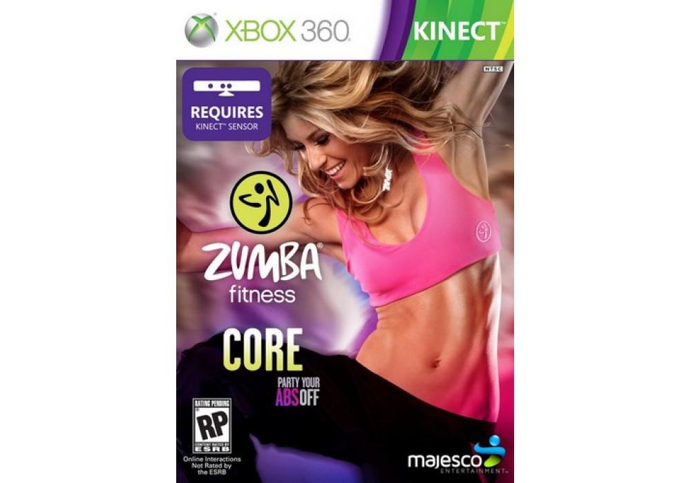 Игра для игровой консоли Xbox 360, Zumba Fitness Core [kinect]