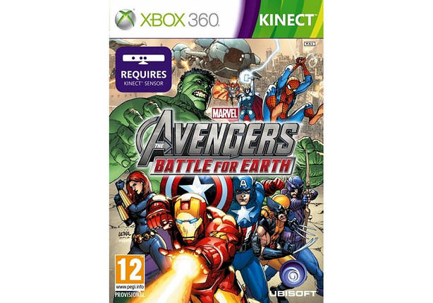 Игра для игровой консоли Xbox 360, Marvel Avengers: Battle for Earth [Kinect], фото 2
