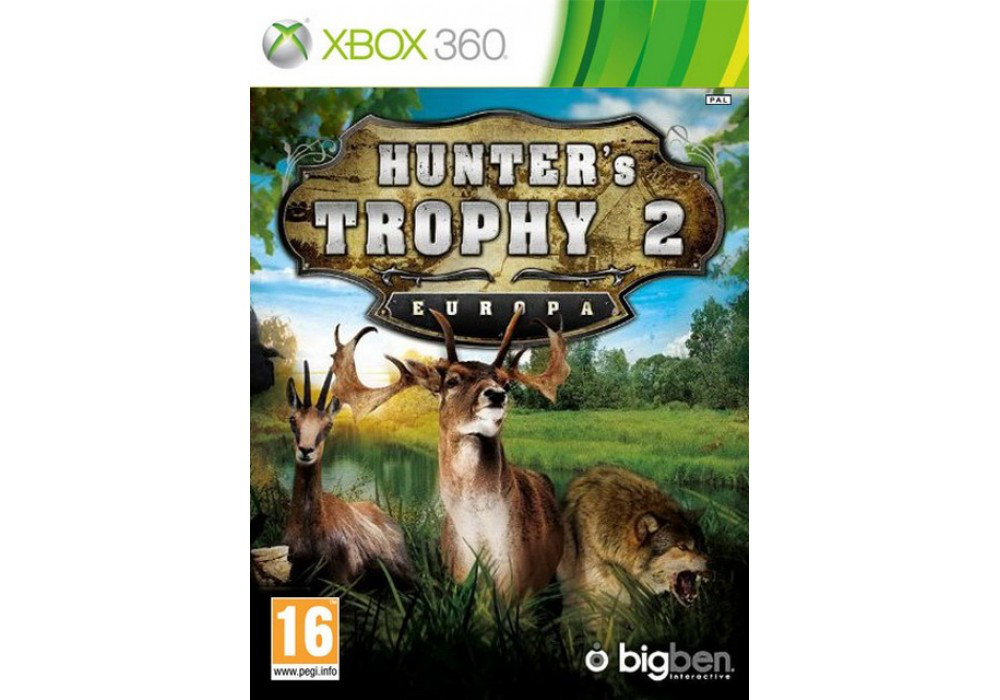 Игра для игровой консоли Xbox 360, Hunter's Trophy 2