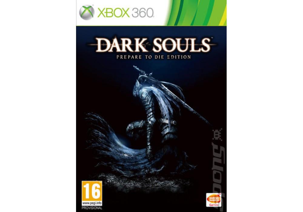 Игра для игровой консоли Xbox 360, Dark Souls Prepare To Die Edition