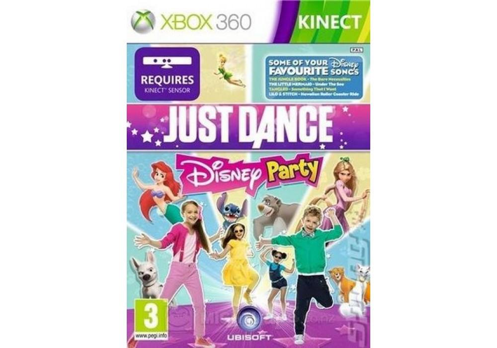 Игра для игровой консоли Xbox 360, Just Dance Disney Party [Kinect]