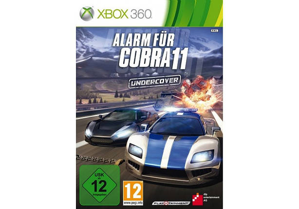 Игра для игровой консоли Xbox 360, Crash Time 5: Undercover, фото 2