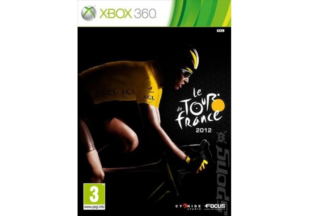 Игра для игровой консоли Xbox 360, Le Tour de France 2012
