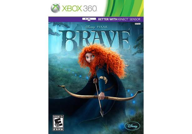 Игра для игровой консоли Xbox 360, Brave : The Video Game [интереснее с Kinect], фото 2