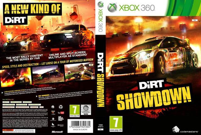 Игра для игровой консоли Xbox 360, DiRT Showdown, фото 2