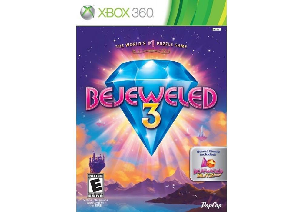 Игра для игровой консоли Xbox 360, Bejeweled 3