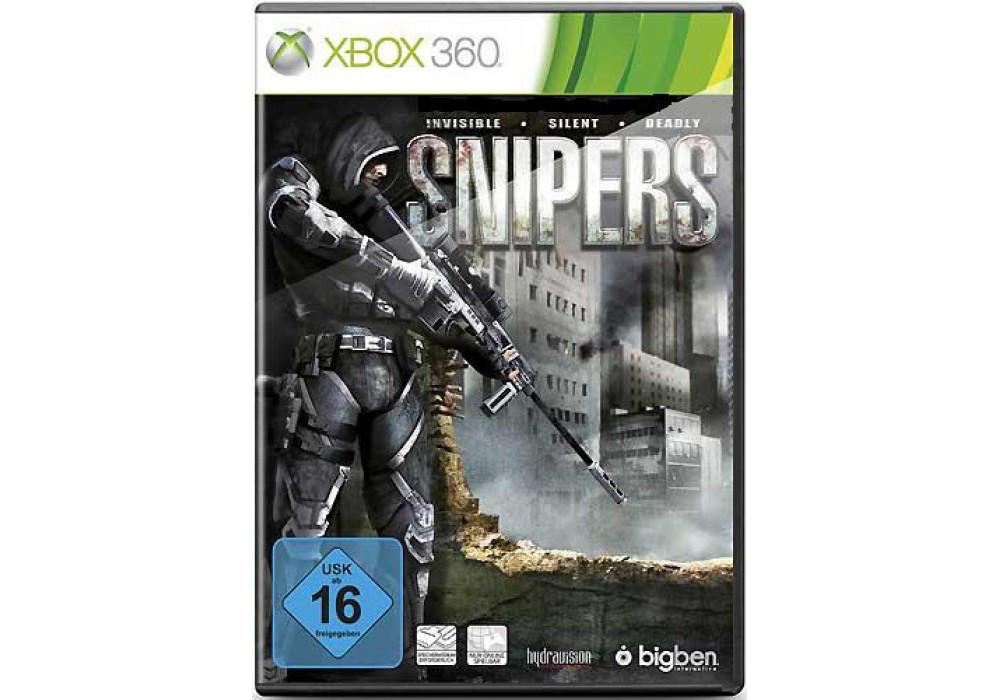 Игра для игровой консоли Xbox 360, Snipers (только мультиплеер)