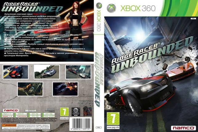 Игра для игровой консоли Xbox 360, Ridge Racer Unbounded, фото 2