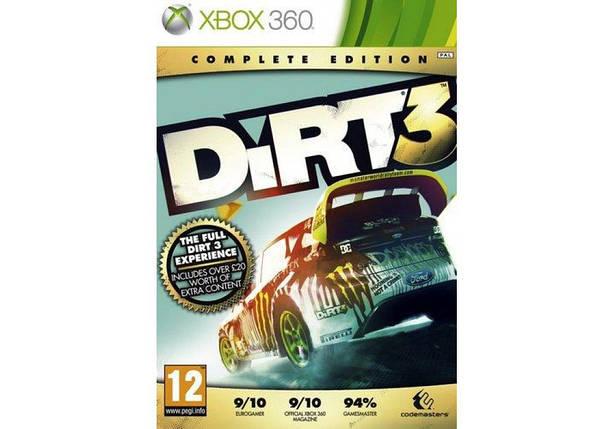 Игра для игровой консоли Xbox 360, Dirt 3 Complete Edition, фото 2