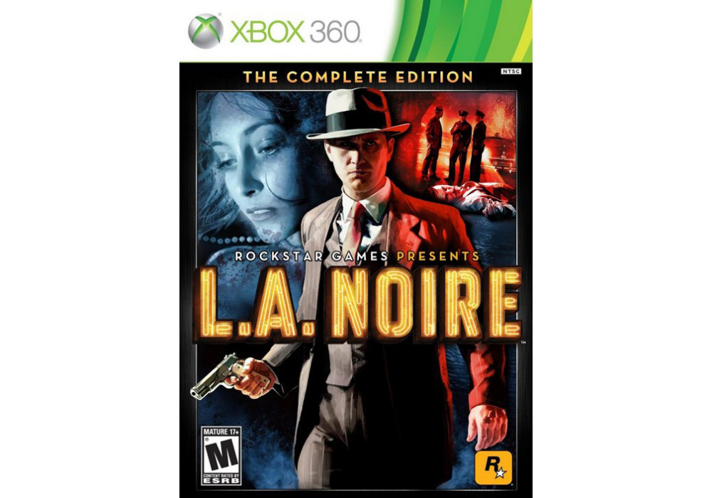 Игра для игровой консоли Xbox 360, L.A. Noire: The Complete Edition