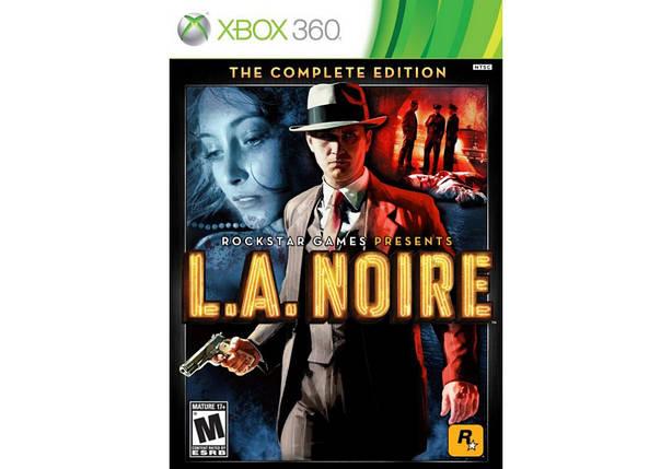 Игра для игровой консоли Xbox 360, L.A. Noire: The Complete Edition, фото 2