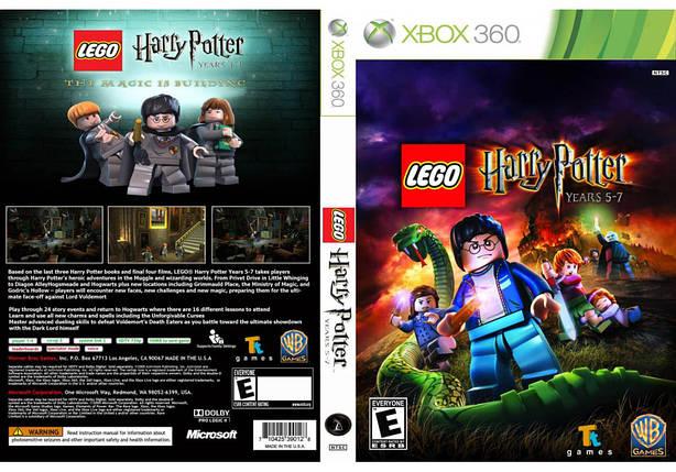 Игра для игровой консоли Xbox 360, LEGO Harry Potter: Years 5-7, фото 2