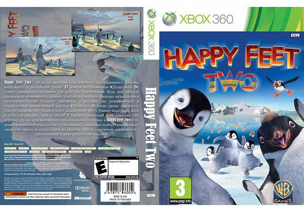 Игра для игровой консоли Xbox 360, Happy Feet Two: The Videogame, фото 2