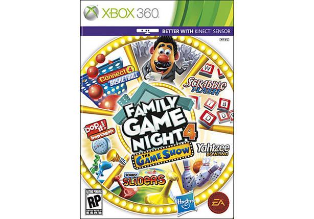 Игра для игровой консоли Xbox 360, Hasbro Family Game Night 4: The Game Show [интереснее с Kinect], фото 2