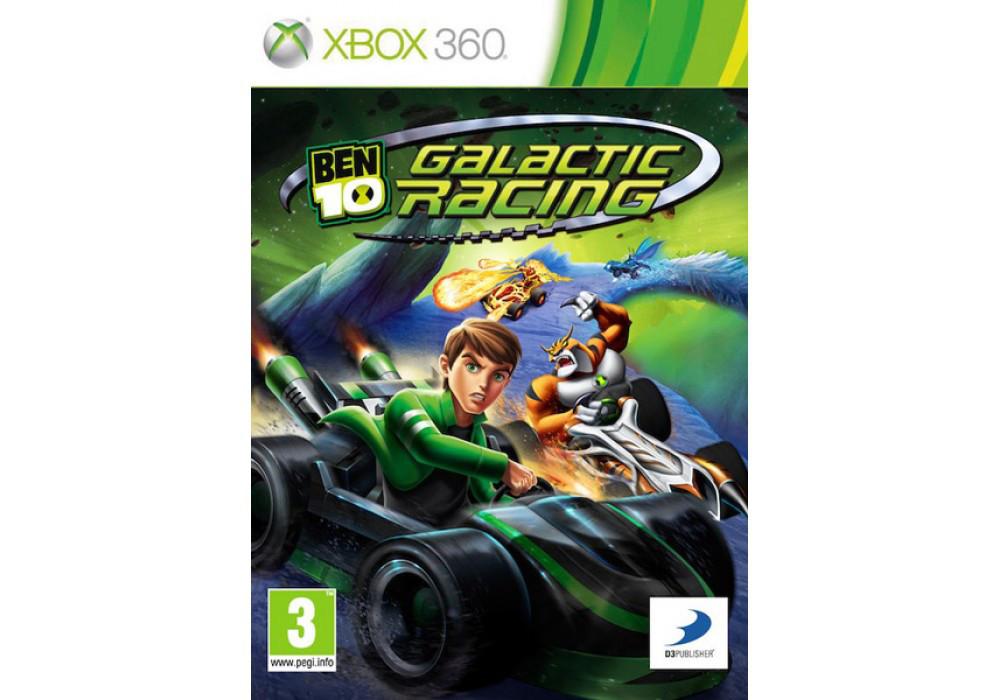 Игра для игровой консоли Xbox 360, Ben 10 : Galactic Racing
