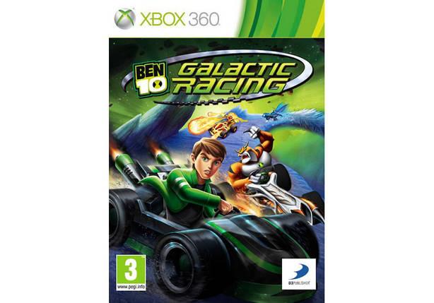 Игра для игровой консоли Xbox 360, Ben 10 : Galactic Racing, фото 2