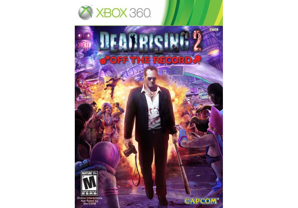 Игра для игровой консоли Xbox 360, Dead Rising 2: Off The Record