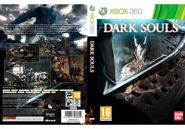 Игра для игровой консоли Xbox 360, Dark Souls, фото 2