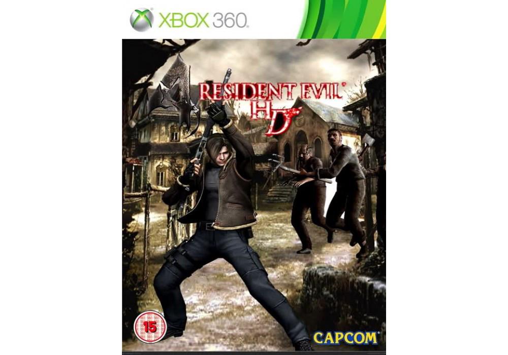 Игра для игровой консоли Xbox 360, Resident Evil 4 HD