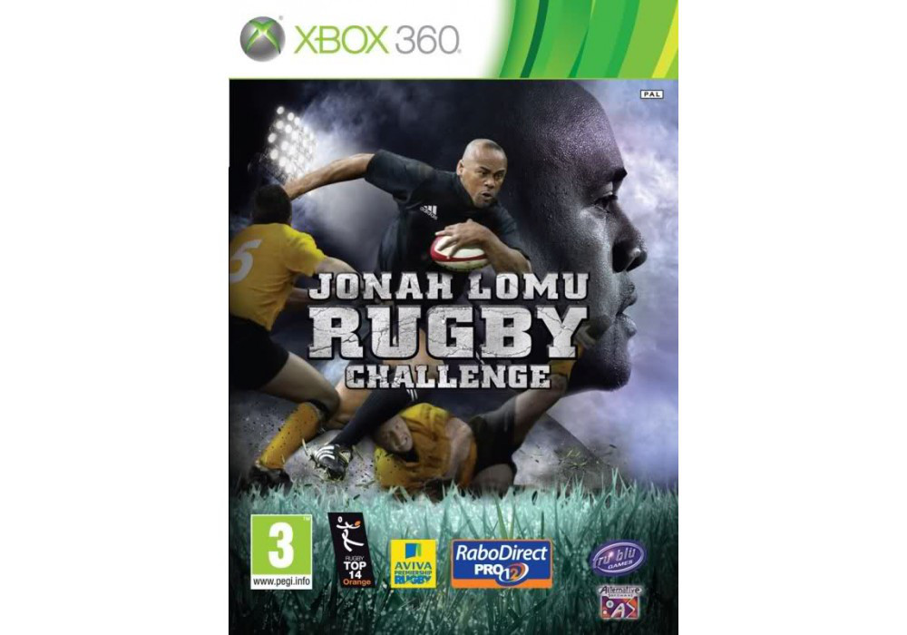 Игра для игровой консоли Xbox 360, Rugby Challenge 2012
