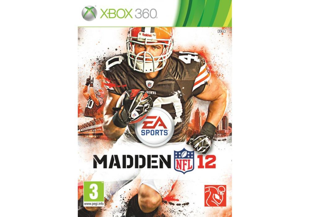 Игра для игровой консоли Xbox 360, Madden NFL 12