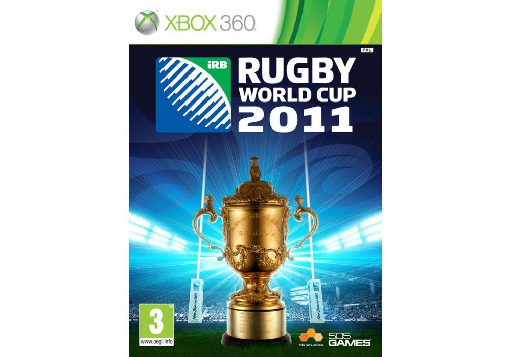 Игра для игровой консоли Xbox 360, Rugby World Cup 2011