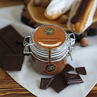"""Крем-мед с шоколадом """"Чорний шоколад"""" 250г, фото 1"""