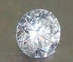 Купить бриллиант натуральный природный Украина 3 мм 0.1 кт 3 4-4 5 ... 0a188eaf7a2