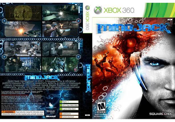Игра для игровой консоли Xbox 360, Mindjack, фото 2