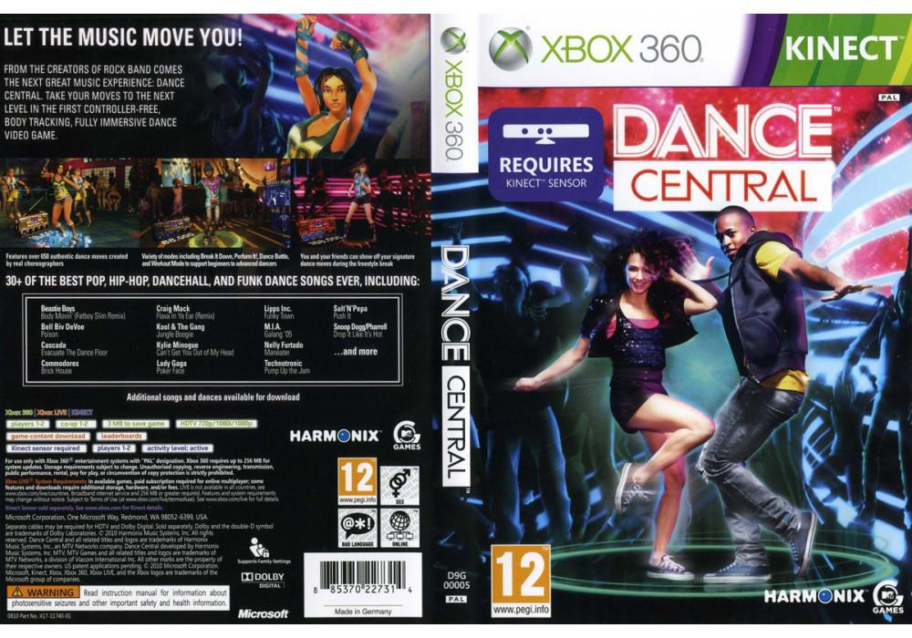 Игра для игровой консоли Xbox 360, [Kinect] Dance central