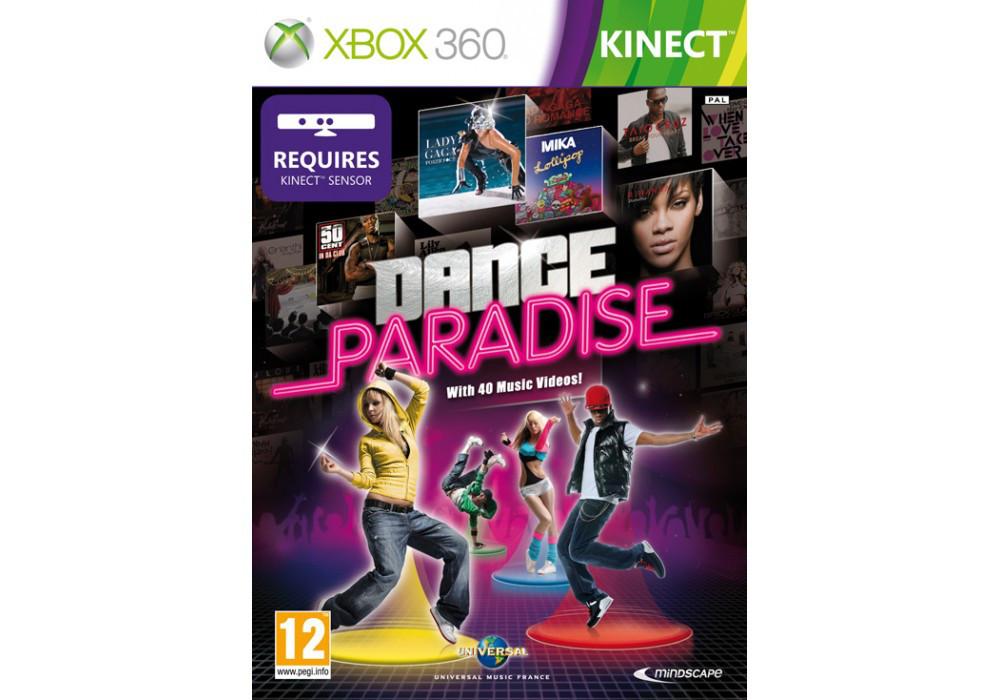 Игра для игровой консоли Xbox 360, [Kinect] Dance Paradise