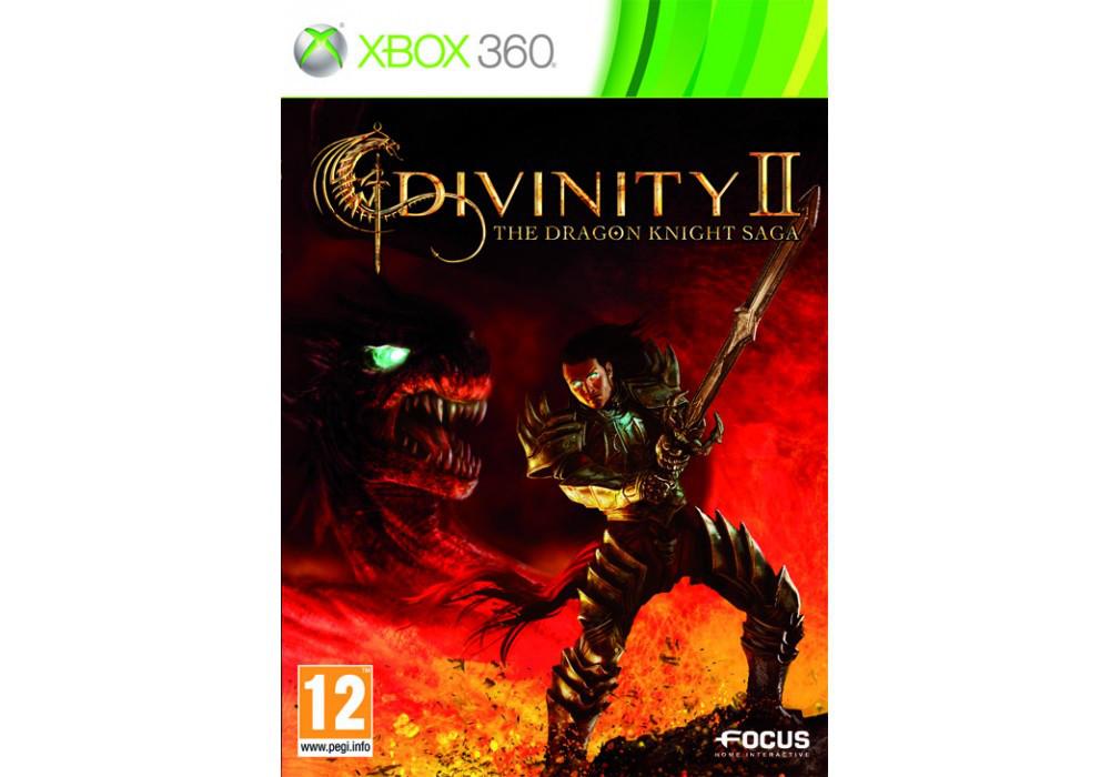 Игра для игровой консоли Xbox 360, Divinity II: The Dragon Knight Saga