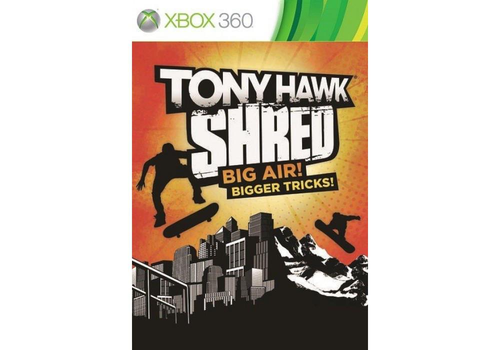 Игра для игровой консоли Xbox 360, Tony Hawk: Shred
