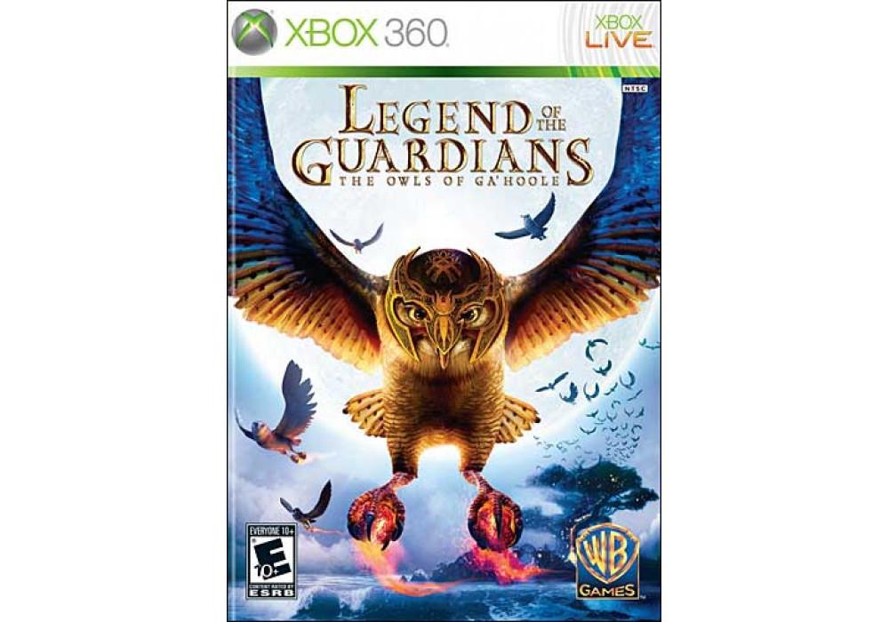Игра для игровой консоли Xbox 360, Legend of the Guardians: The Owls of Ga'Hoole