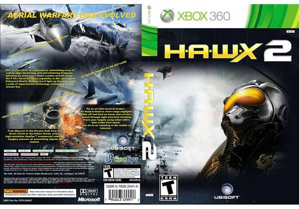 Игра для игровой консоли Xbox 360, Tom Clancy's H.A.W.X. 2, фото 2