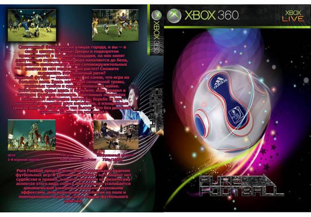 Игра для игровой консоли Xbox 360, Pure Football, фото 2