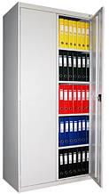 Металлический офисный шкафчик для документов