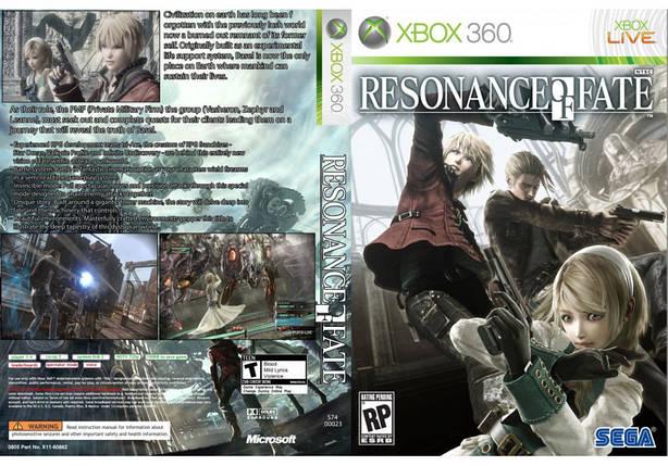 Игра для игровой консоли Xbox 360, Resonance of Fate, фото 2