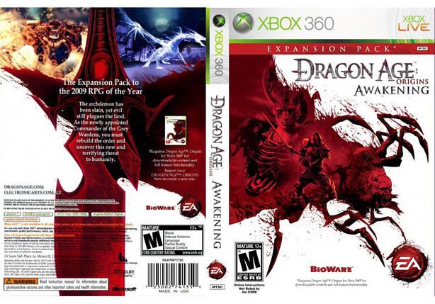 Игра для игровой консоли Xbox 360, Dragon Age: Origins - Awakening, фото 2